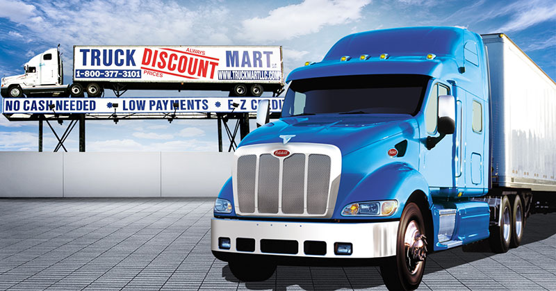 Why Call Truck Mart for a Used Semi Truck