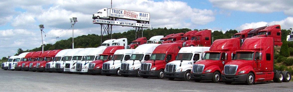 Used Heavy Duty Semi Trucks for Sale in Shippensburg, PA