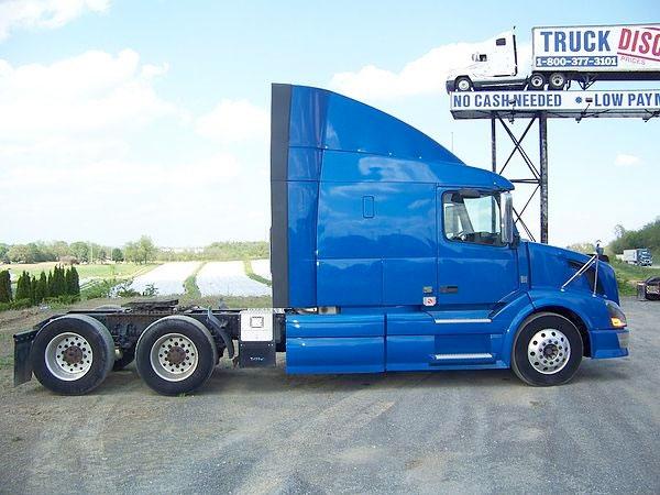 Used Semi Truck Owner/Operator Rasheem Garrison Testimonial