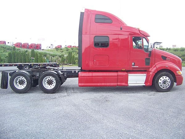 Used Semi Truck Owner/Operator Christine Whitaker Testimonial