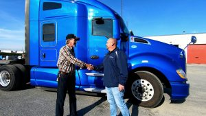 Purchasing your own equipment is just one of the first steps to becoming an owner-operator.
