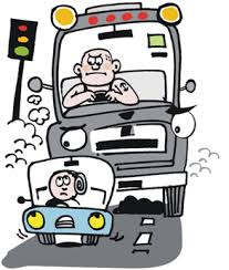 Road Rage and Big Rigs