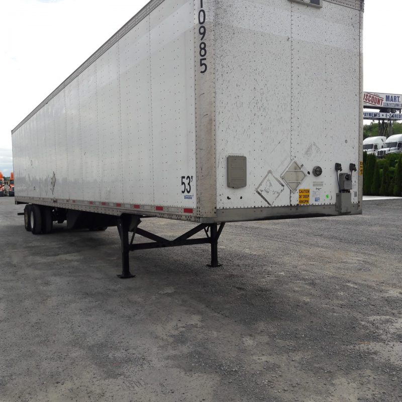 Equipment Spotlight: 2010 Vanguard Lease-Purchase Trailers