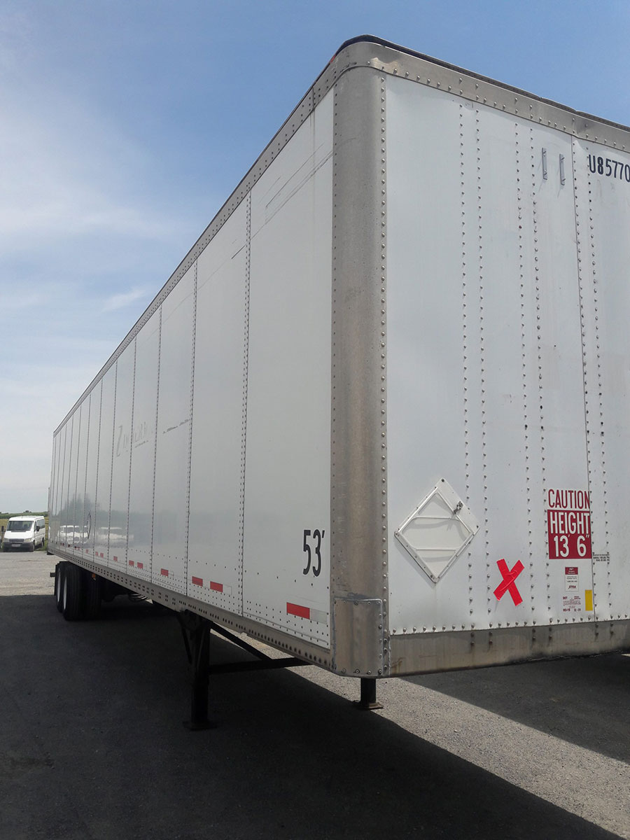 Equipment Spotlight: 2010 Wabash Trailers