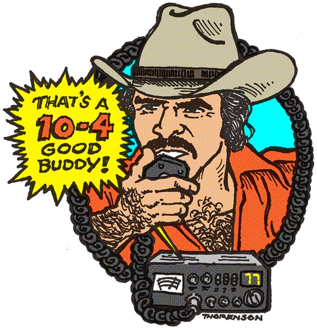 CB Radio Safety: October Giveaway