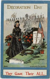 Memorial Day, also known as Decoration Day began being observed after the Civil War.